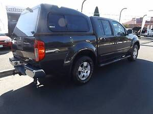 From only $61 p/week on finance* 2007 Nissan Navara ST-X 4x4 North Hobart Hobart City Preview
