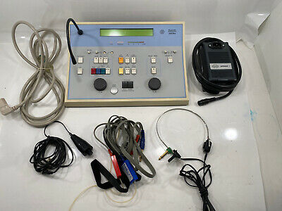 Diagnostic Audiometer Interacoustics Ad229e Working Great Free Shipping