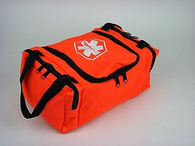 Mini First Responder Paramedic Trauma Jump Bag - Orange