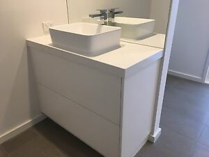 Bathroom Vanity with Basin and Mixer Tap Flinders Mornington Peninsula Preview