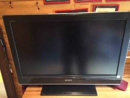Sony Bravia LCD Digital Colour TV KDL-32D3100 Surrey Hills Boroondara Area Preview