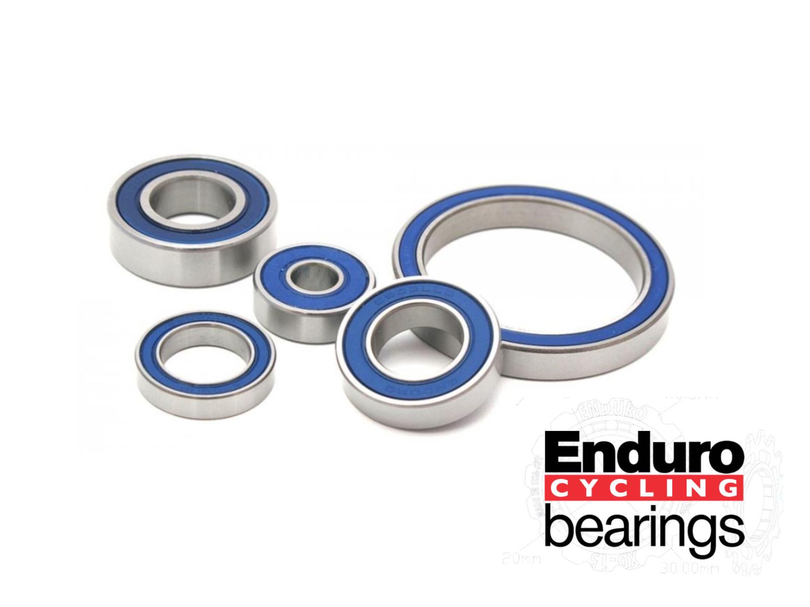 61901 LLB Enduro ABEC 5 Bearing 12 x 24 x 6 MM