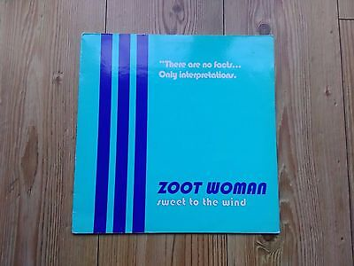 Zoot Woman – Sweet To The Wind EP : Wall Of Sound TRIP HOP