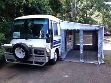 1995 Nissan Civilian Bus Nambour Maroochydore Area Preview