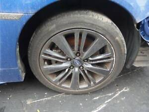 "Set of 4 x Subaru WRX 17"" Mag Wheel Alloy (21275) Revesby Bankstown Area Preview"