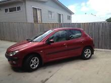 2004 Peugeot 206 Hatchback Bangalow Byron Area Preview