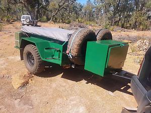 (Price drop) Aussie built custom offroad camper trailer Mindarie Wanneroo Area Preview