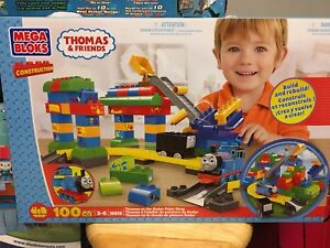 Thomas & friends Mega Bloks set