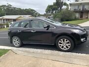 Mazda CX-7 luxury 2007 Bermagui Bega Valley Preview