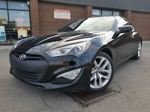 2013 Hyundai Genesis COUPE PREMIUM  NAVIGATION 6 SPEED M/T!!!