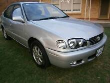 2000 Toyota Corolla Ultima Hatch - 178 klm - LOVELY car Lockleys West Torrens Area Preview