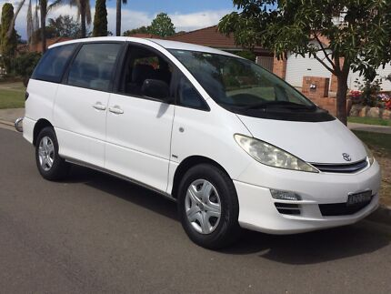 2004 TOYOTA TARAGO Bossley Park Fairfield Area Preview