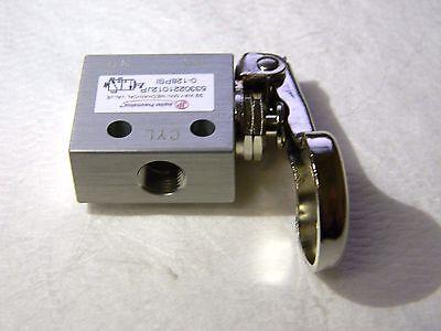 Jupiter Pneumatics 18 Npt 32 Way Finger Button Mini Valve 5330221012jp