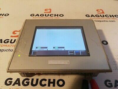 Pro-face Agp3200-t1-d24 24 Vdc Hmi Touch Screen Panel 3580205-04 Agp3200t1d24
