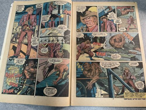 WEREWOLF BY NIGHT 4 1972 BRONZE AGE MARVEL COMICS - $29.99