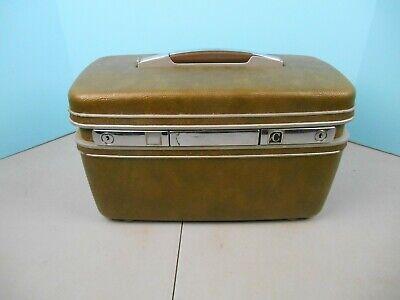 Vintage Samsonite Sherbrooke Train Travel Case Luggage