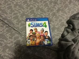 The Sims 4 PS4 Game