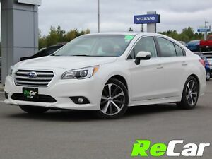 2015 Subaru Legacy 2.5i Limited Package AWD | HEATED LEATHER...
