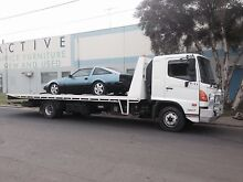 Towing services 24/7 & cash for unwanted cars Attwood Hume Area Preview
