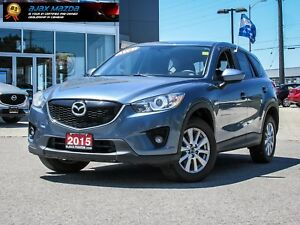 FREE SNOW BLOWER WITH PURCHASE | 2015 MAZDA CX-5