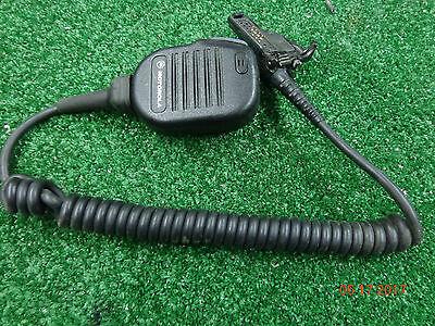 Motorola Xts2500 Xts1500 Mt2000 Jedi Radio Speaker Mic Nmn6191b A51