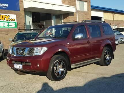 2006 Nissan Pathfinder Ti Wagon Auto 247kms 4.0L V6 Drives Well Wangara Wanneroo Area Preview