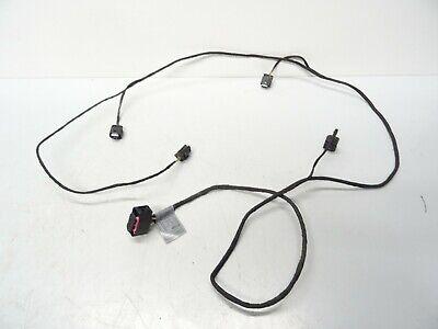 BMW E60 E61 5 Series - Rear Bumper Parking Sensors Wiring Loom 6928366 #086