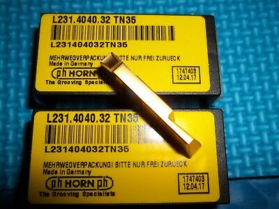 Ph Horn L231404032 Tn35 Buy It Now 5 Inserts