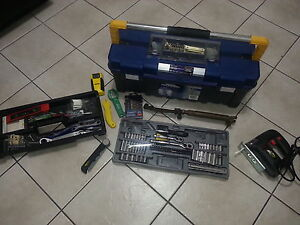tools with tool box