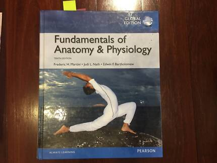 fundamentals of anatomy and physiology martini in Queensland ...