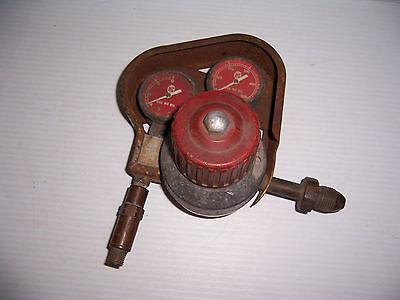Vintage H G Torch Gauges