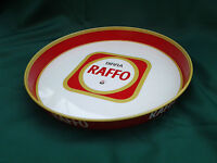 Vassoio Bianco Latta Birra Raffo Taranto '80 Old Tray Raffo Beer Vintage Epoca -  - ebay.it