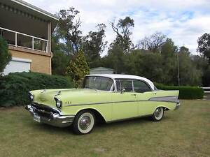 1957 Chevrolet Bel Air Sedan Australind Harvey Area Preview