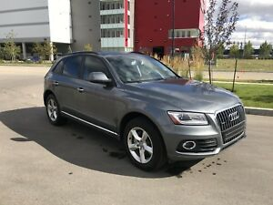 2015 AWD Audi Q5 TFSI in mint condition!! *extended warranty*