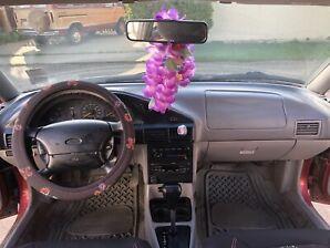 1996 Ford Escort LX Low KM!