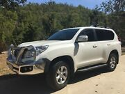 Toyota Prado GXL 2012 Diesel Cannonvale Whitsundays Area Preview