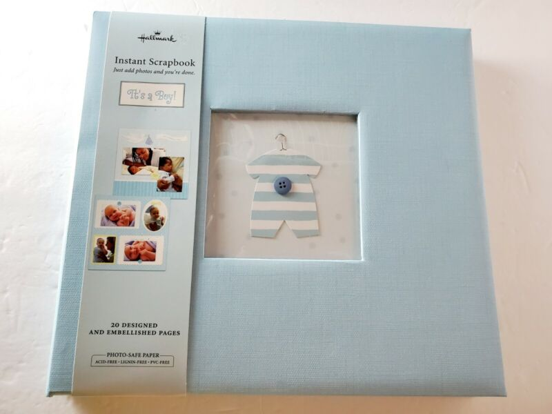 Hallmark Baby Instant Scrapbook - It