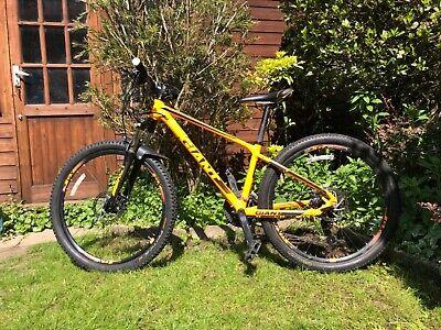 Giant mountain bike XXS adult/ large junior