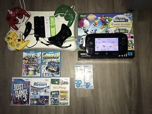 Wii U GREAT CONDITION ALMOST NEW