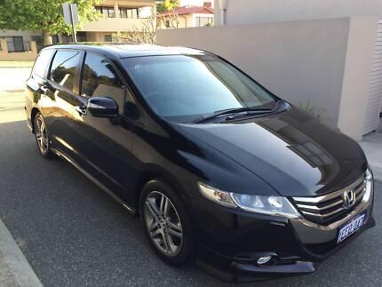 2012 Honda Odyssey Wagon Como South Perth Area Preview