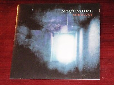 Novembre: Annoluce EP CD Single 2016 Peaceville Records Germany CDVILED611 NEW