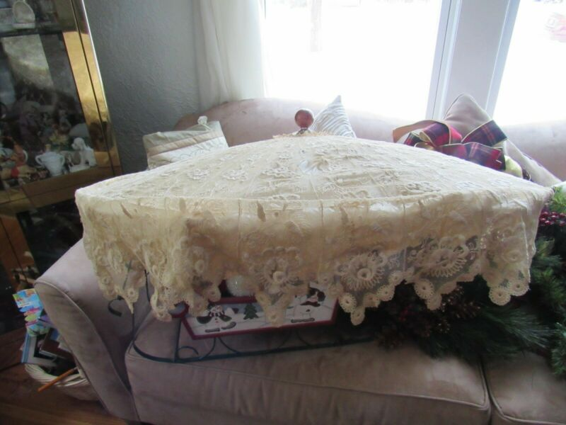 Antique victorian parasol from late 1800