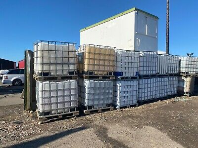 Ibc 1000litre water container water storage