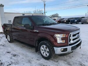 2015 Ford F-150 XLT Remote Start   Rear View Camera