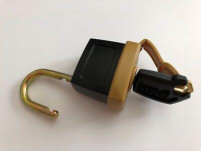 Newest Style Padlock Pad Lock Key Caterpillar Cat 5p8500 5p8501 246-2641