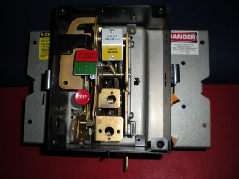 Gould ITE Power Circuit Breaker Control