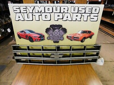 1983 84 85 86 1987 88 89 1990 Chevrolet S10 Blazer S15 JIMMY SONOMA FRONT GRILLE