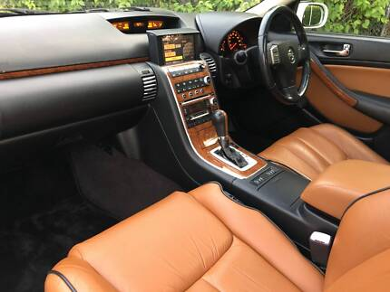 2005 Nissan PM35 Stagea Autech Axis.