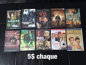 Films dvd divers