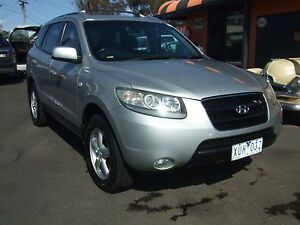2006 Hyundai Santa Fe Wagon Automatic Frankston Frankston Area Preview